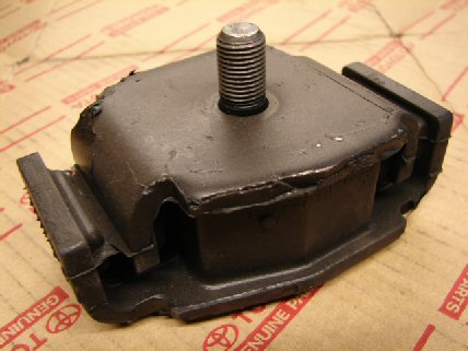 Rubber Insulator- engine mount