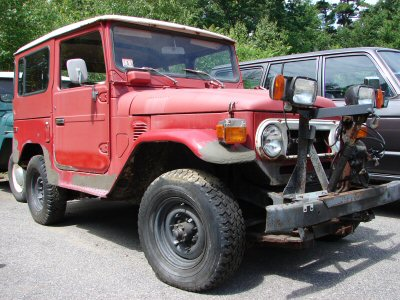 1978 FJ40 CORE Cruiser
