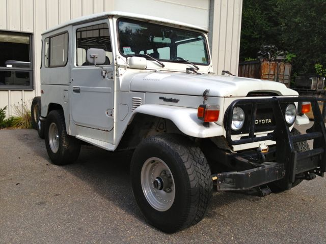 Restoration 1981- FJ40 Used Steel Tub