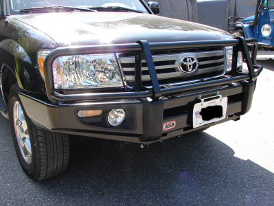 ARB Bull Bar 100 Series- 2002-07