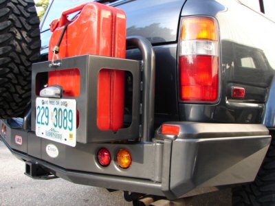 ARB Rear Jerry Can Holder FJ/FZJ80 (RH)