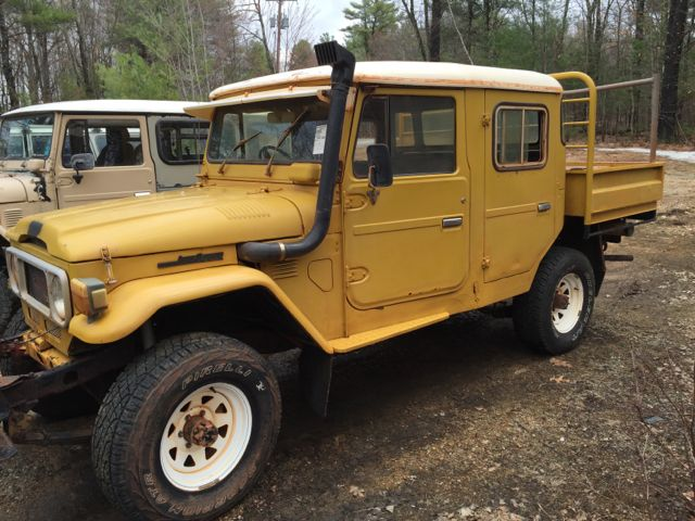 1983 Crew Cab to Troop Carrier Restoration