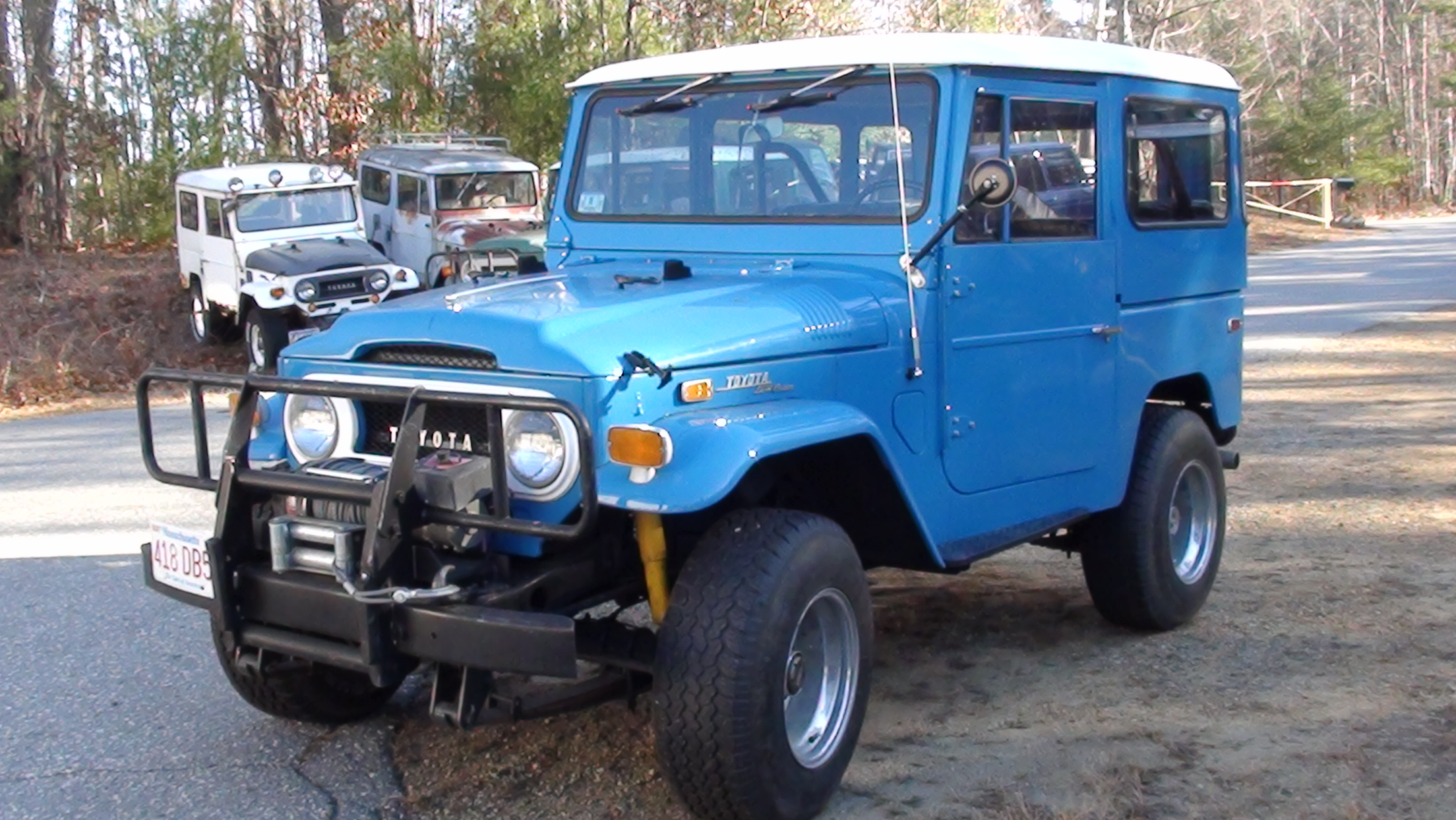 1970 Land Cruiser FJ40