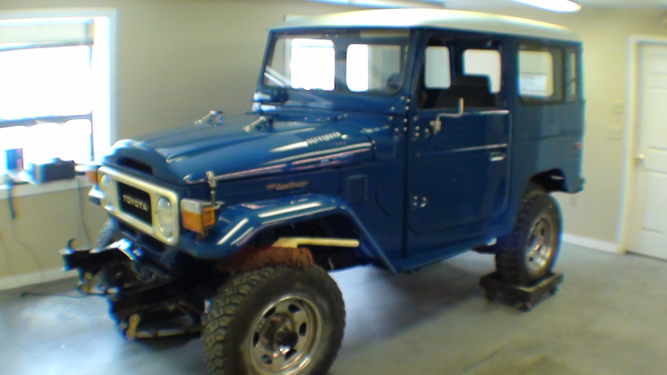 Restoration FJ40 1982- Original Body