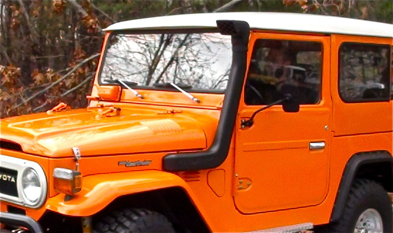 Land Cruiser FJ40/45 Early-1984