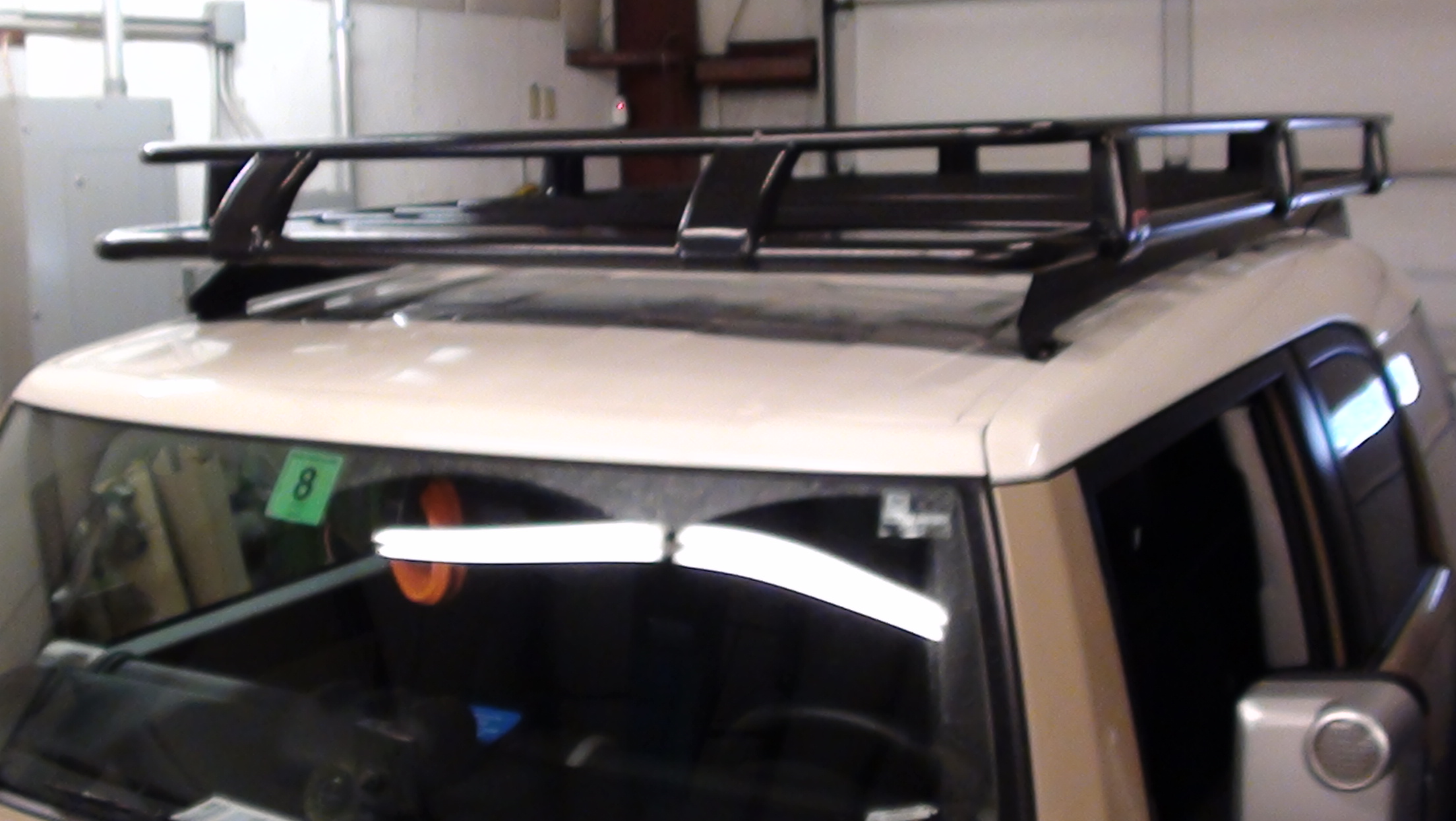 FJ Cruiser ARB Roof Rack