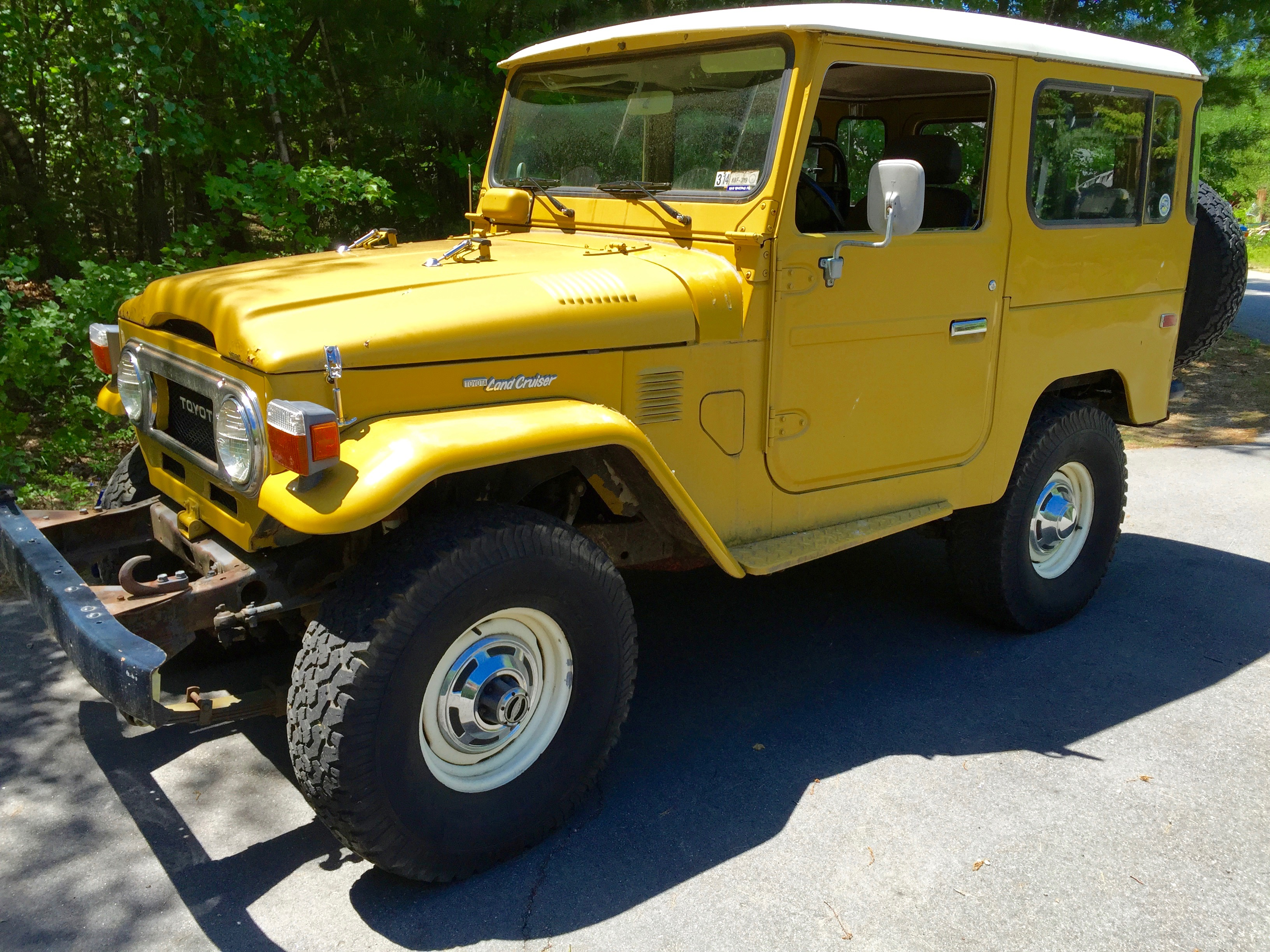 1978 FJ40 Land Cruiser