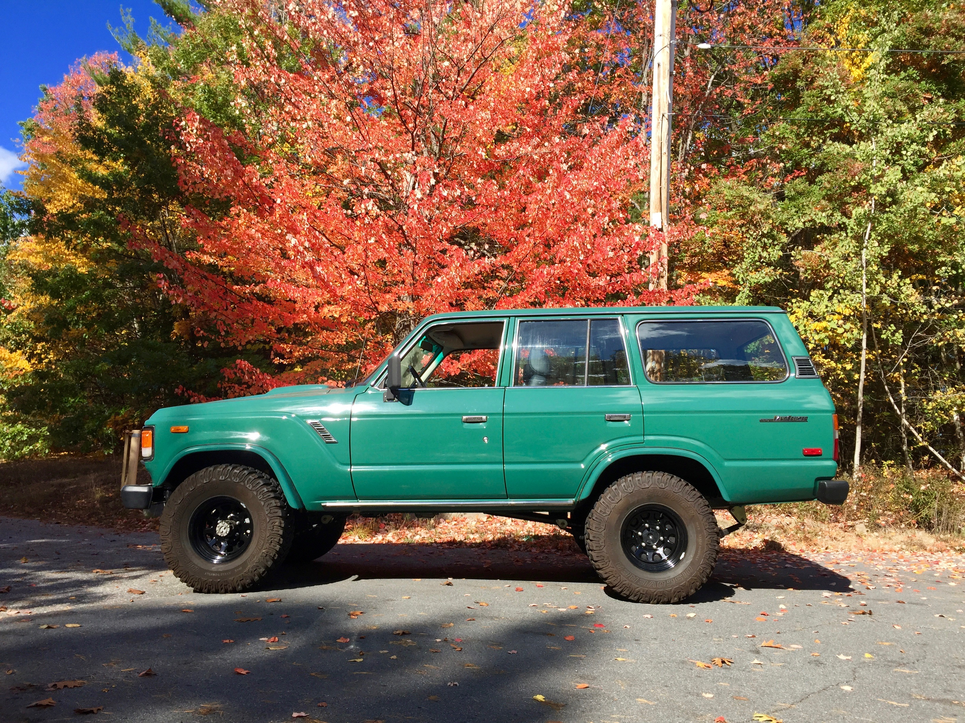 1984 FJ60 Diesel (HJ60) Conversion and MORE...