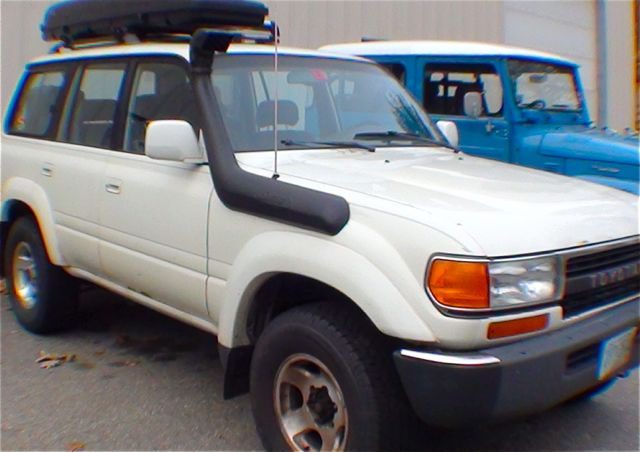 Land Cruiser FJ80