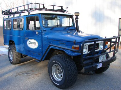 1981 Troop Carrier= SOLD