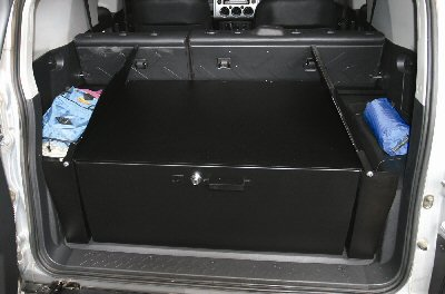 Tuffy Rear Storage Drawer FJ Cruiser