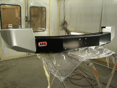 ARB Rear Bumper- Custom Paint