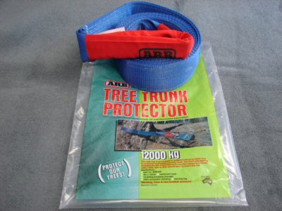 "Tree Truck Protector Strap- 3"" x 10\' - 12,000kg"