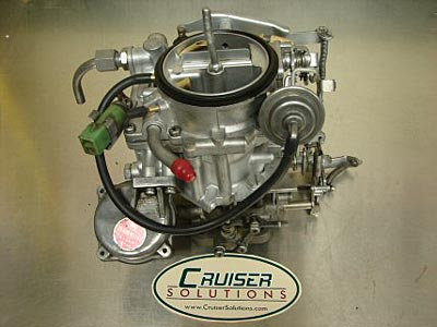 Rebuilt Carburetors