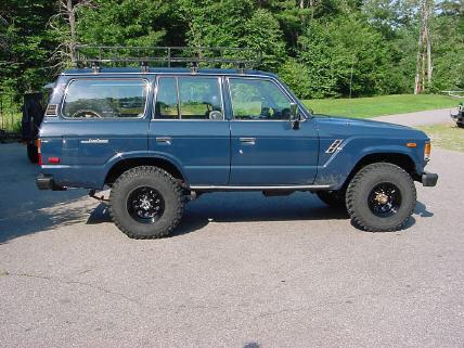 1987 FJ60 V8 [ULC-FJ60V8] : Cruiser Solutions, custom