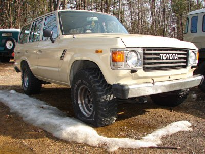 Restoration 1984 FJ60 Diesel Conversion : Cruiser Solutions, custom