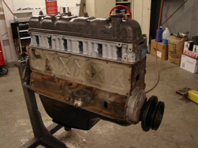 Restoration 1974 FJ40 2F Engine Fuel Injection