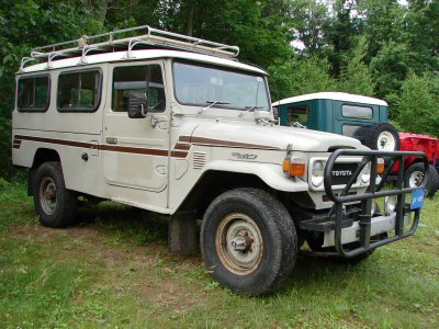 1979 Troop Carrier- Globe Trekker