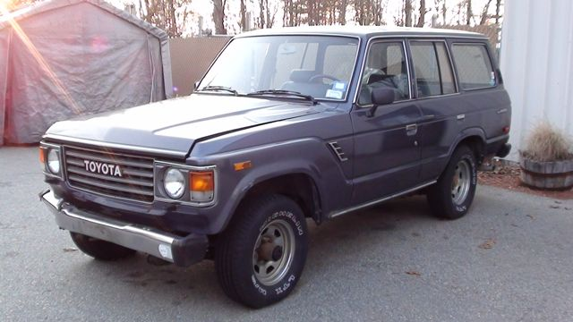 1987 FJ60- Diesel Conversion