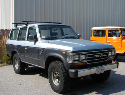 1989 FJ62 Land Cruiser V8