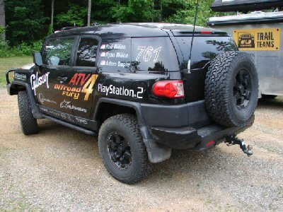 FJ Trail Team
