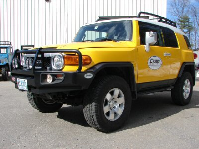 2007 FJ Cruiser ARB/OME Project Cruiser