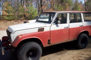 1976 FJ55 Legacy